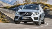 Bilder zum Mercedes-Benz GLE Off-Roader (2015)