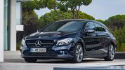 Bilder zum Mercedes-Benz CLA Shooting Brake (2016)