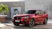 Bilder zum BMW X4 Sports Activity Coupé (2018)