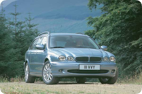 Bilder zum Jaguar X-Type Estate (2004)