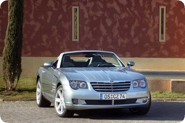 Bilder zum Chrysler Crossfire Roadster (2004)