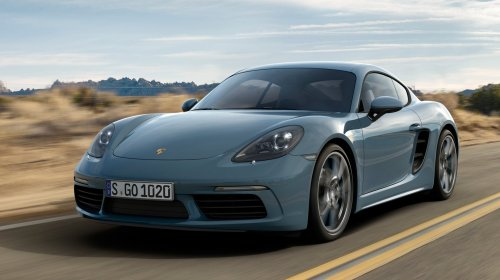 Bilder Porsche 718 Cayman Coupé (220 kW / 299 PS), 6-Gang Handschaltung (seit September 2016)
