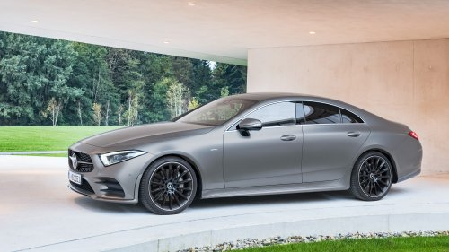 Mercedes-Benz CLS-Klasse Coupé