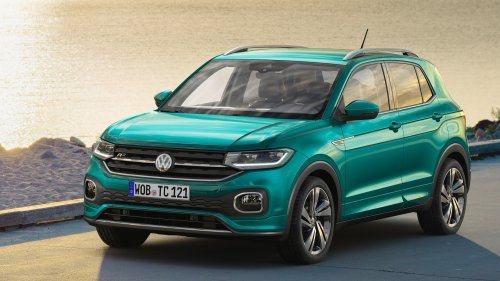 Volkswagen T-Cross SUV