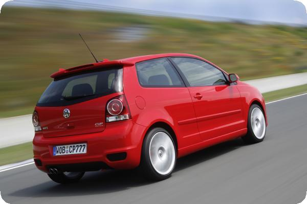 "GTI ""Cup Edition"" mit 180PS"