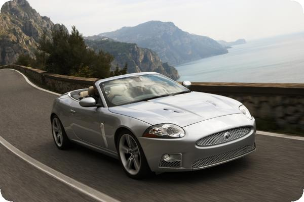 XKR mit 416 PS