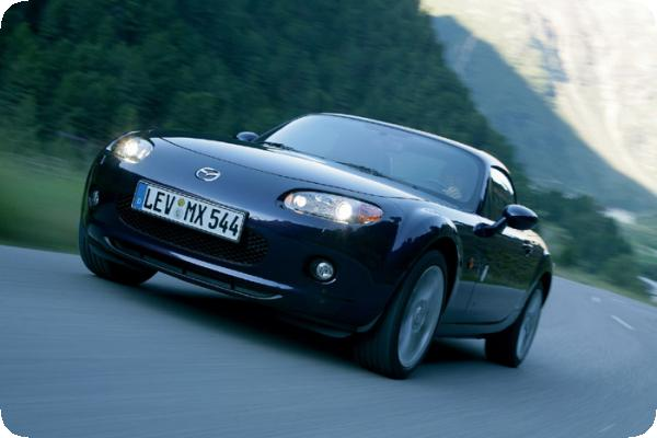Bilder zum Mazda MX-5 Roadster-Coupé (2006)