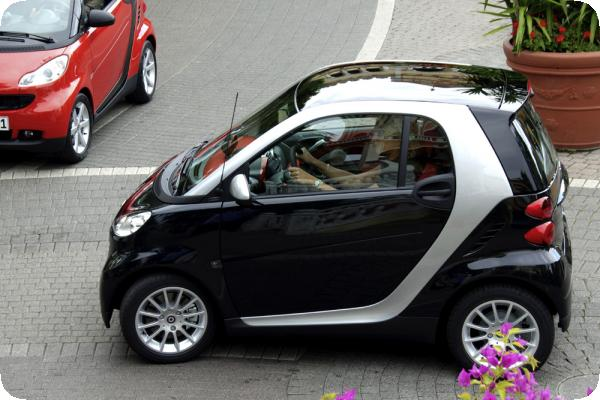 "Smart fortwo ""Passion"""