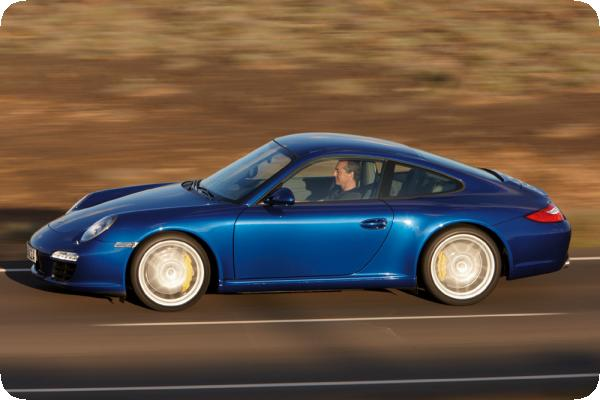 Porsche 911 Carrera S Coupé