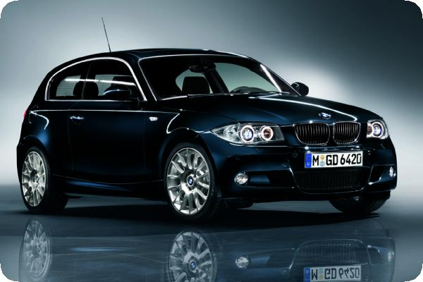 Bilder zum 1er BMW Limited Sport Edition